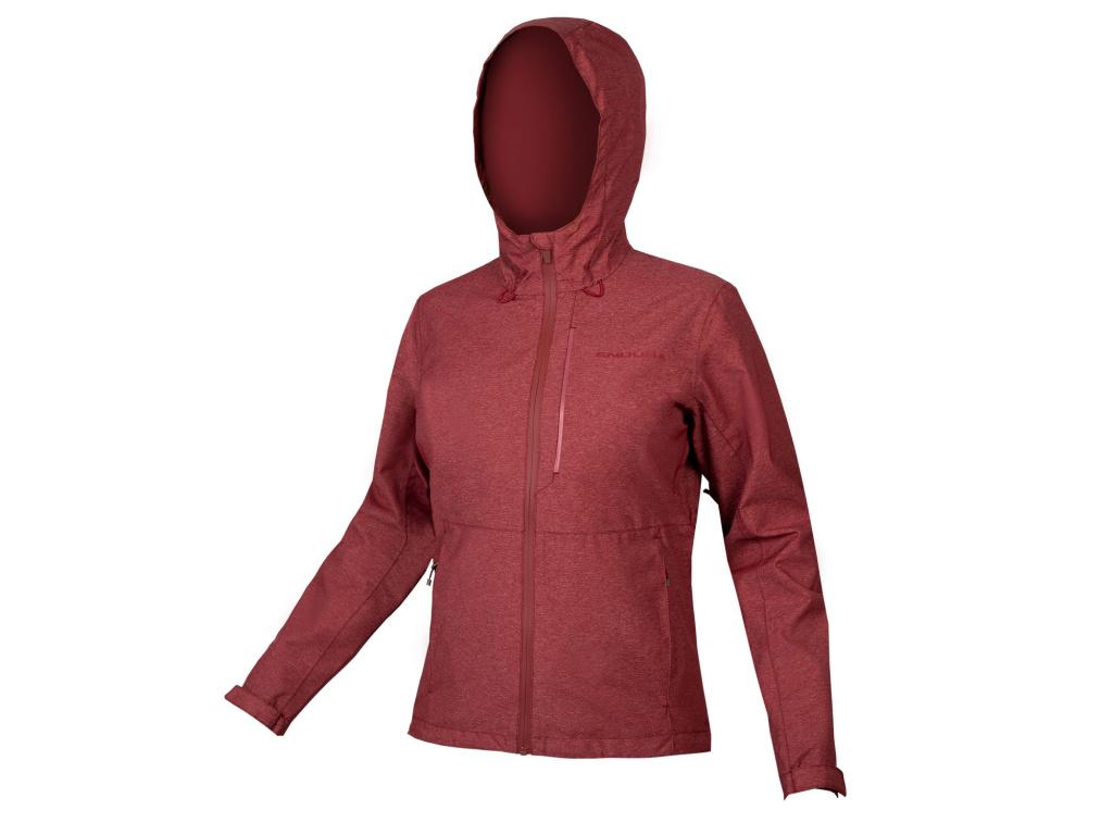 Dámská bunda Endura Hummvee s kapucí, Kakaová