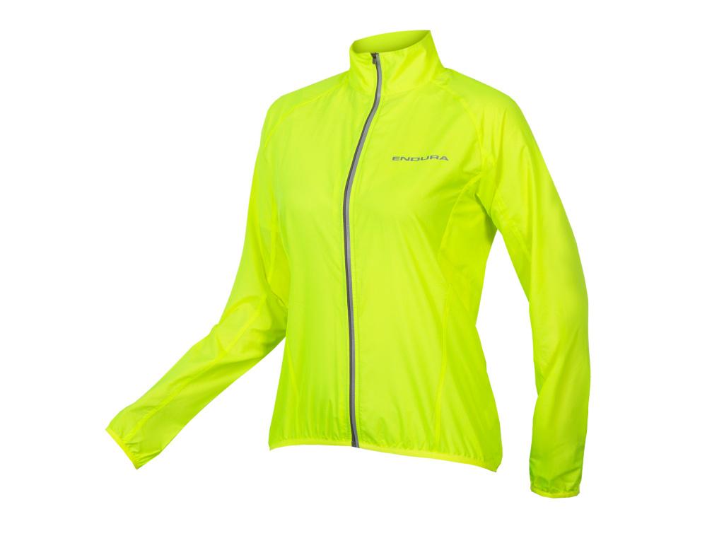 Dámská bunda Endura Pakajak, Svítivě žlutá