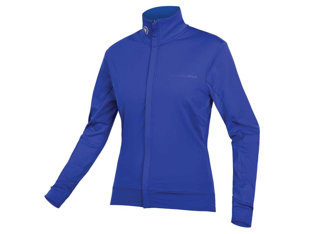 Dámský dres s dlouhým rukávem Endura Xtract Roubaix, Kobaltově modrá