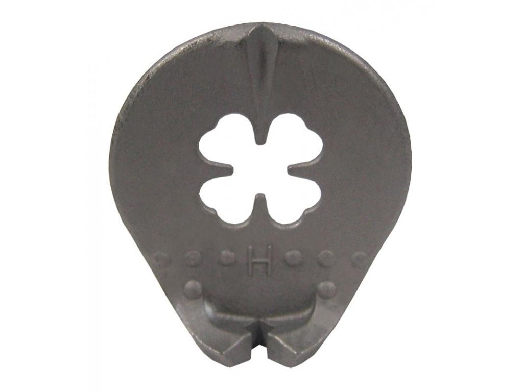 Centrklíč čtyřlístek 3,4/3,5mm