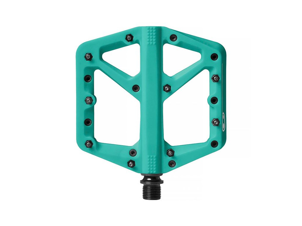 Pedály CrankBrothers Stamp 1, Turquoise