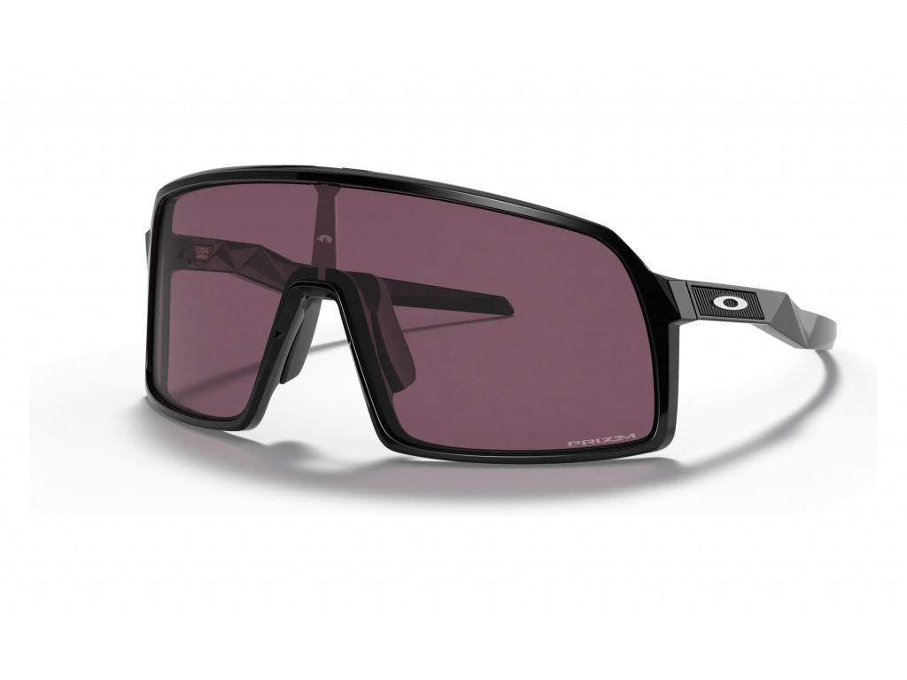 Brýle Oakley Sutro S Polished Black / PRIZM Road black