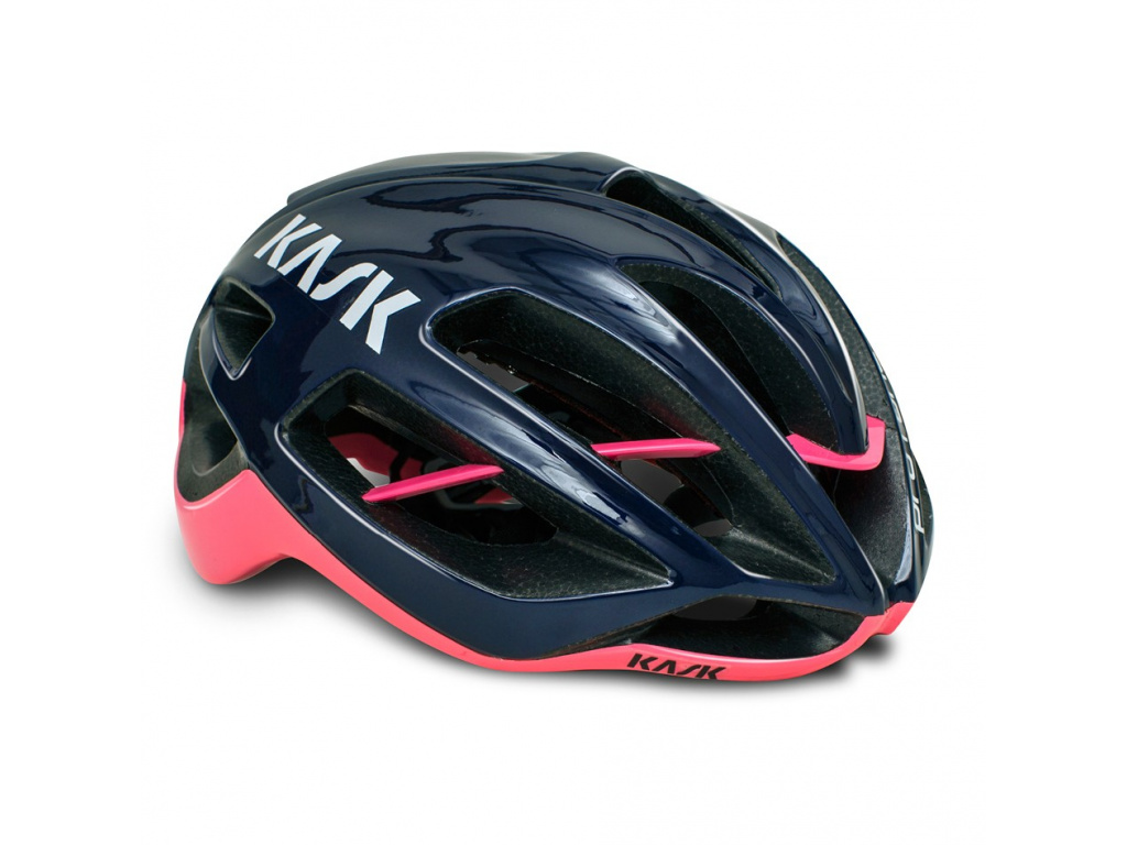 Helma KASK Protone, Navy blue/pink