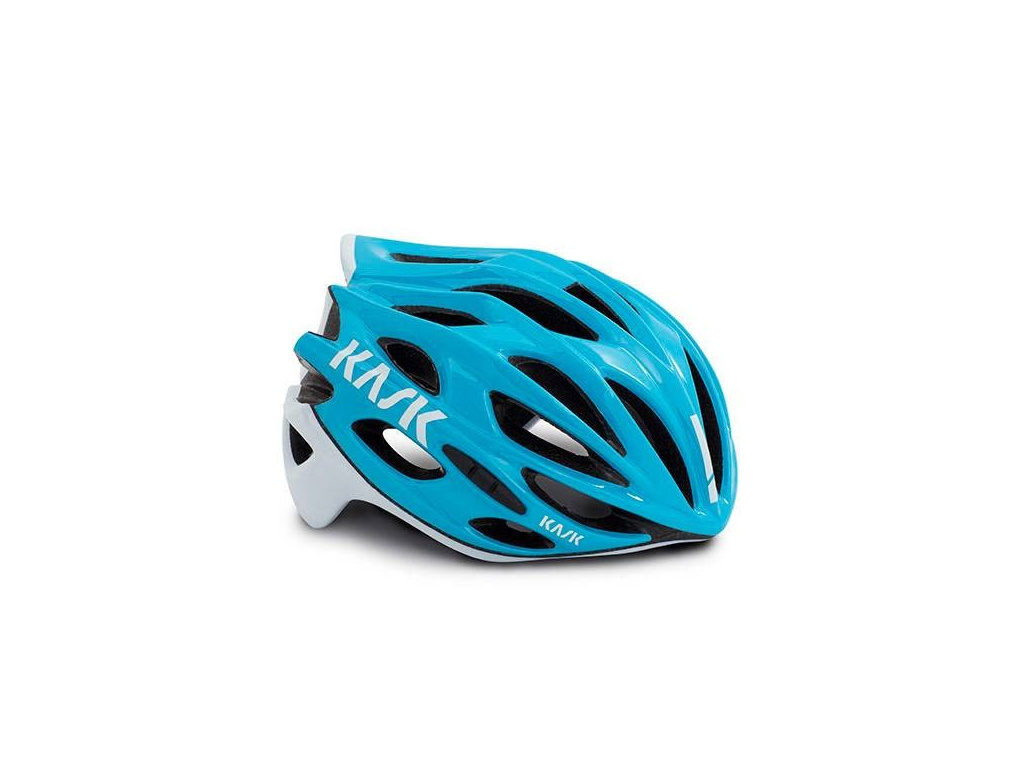 Helma KASK Mojito X, Light blue/White