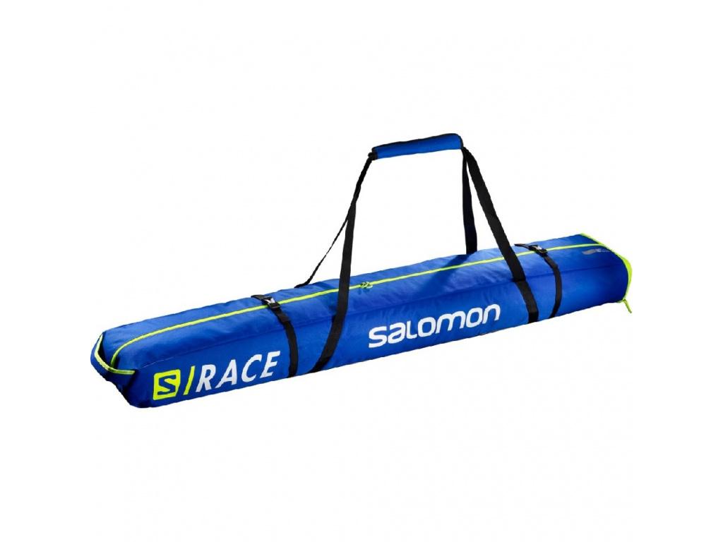 Vak na 2 páry Salomon Extend 175+20 20/21, Race blue neo