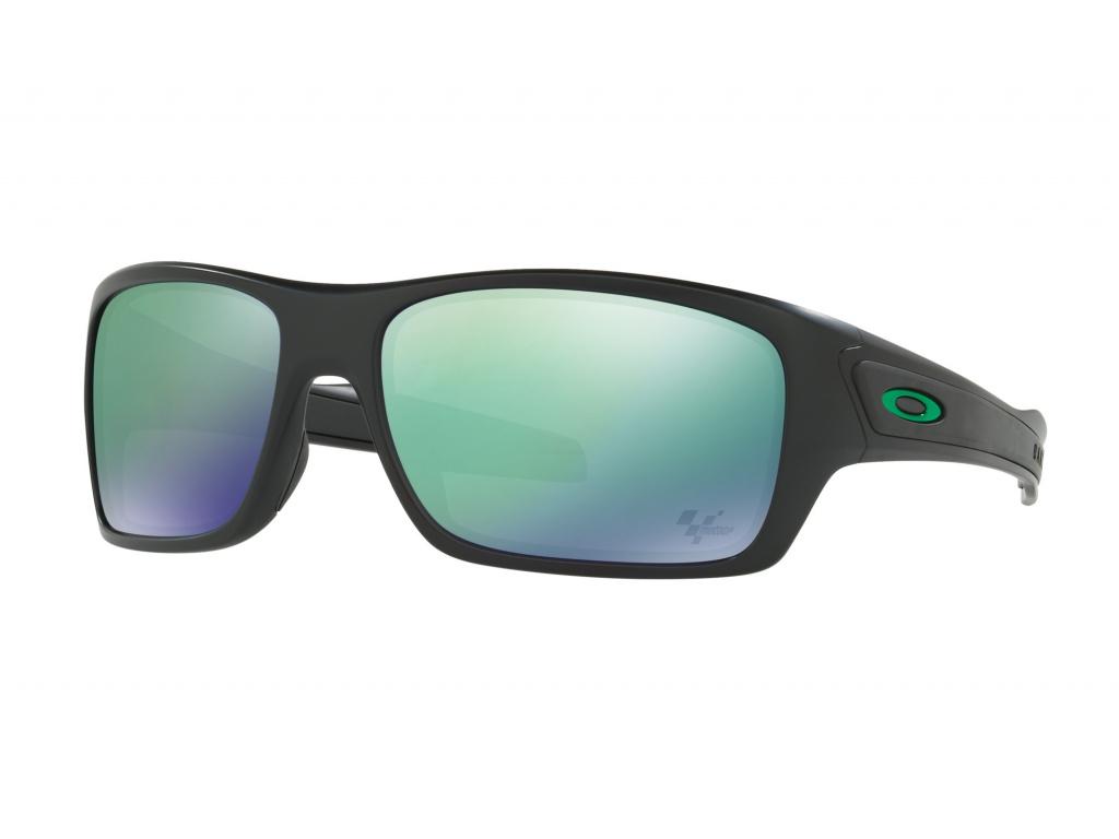 Brýle Oakley Turbine Moto GP Matte Black / Jade Iridium