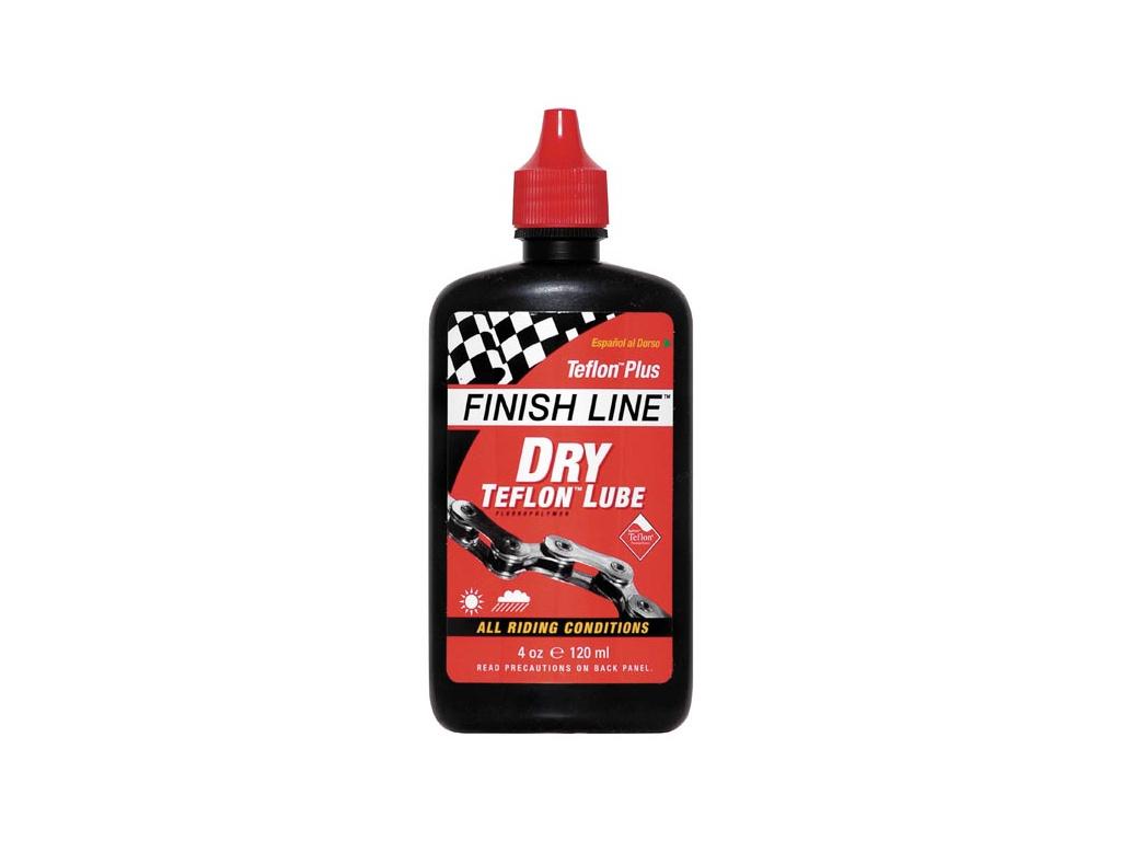 Olej do sucha Finish Line Teflon Plus DRY 120ml