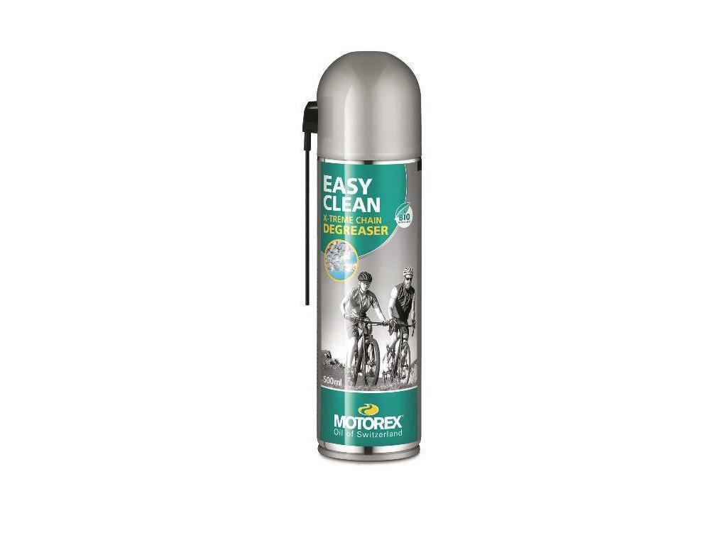 Čistič Motorex Easy Clean, 500ml sprej