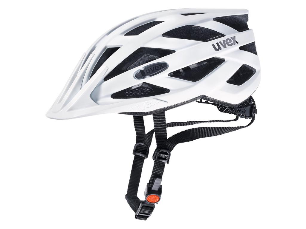 Helma Uvex I-VO CC, White Matt