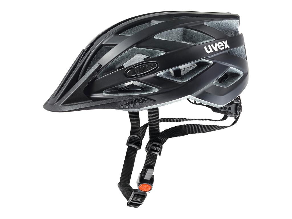 Helma Uvex I-VO CC, Black Matt