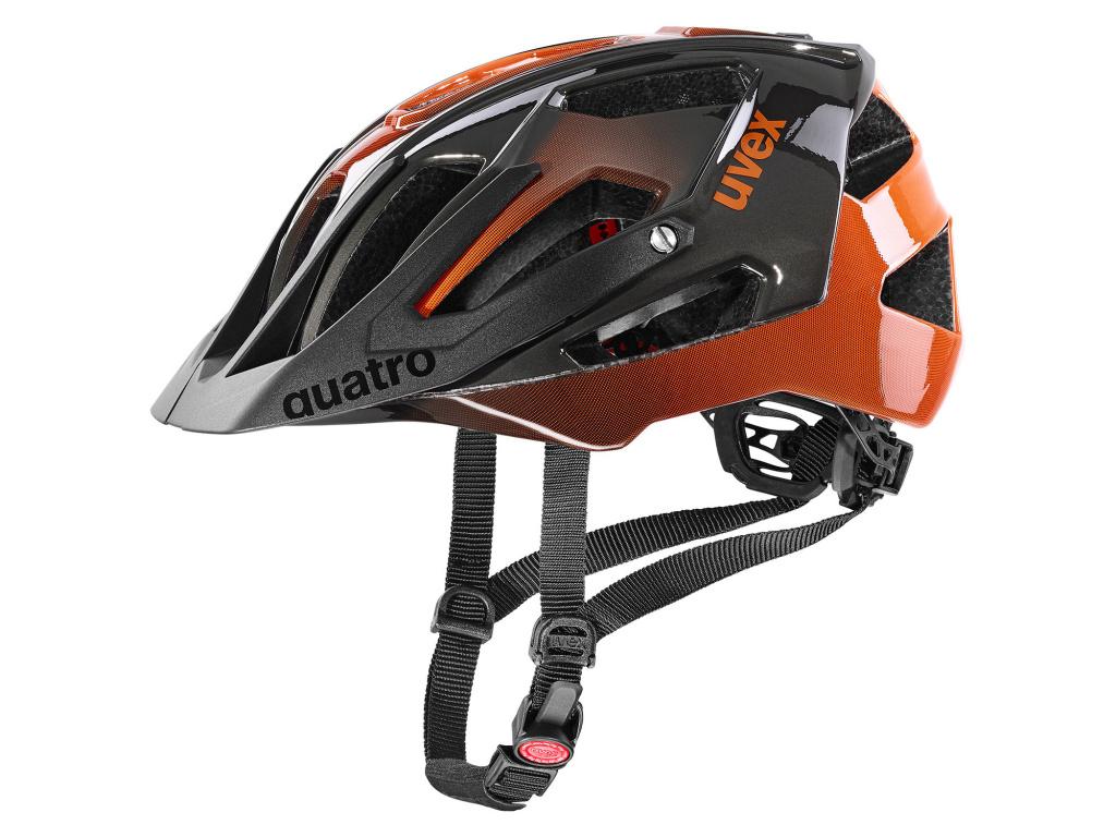 Helma Uvex Quatro, Titan / Orange
