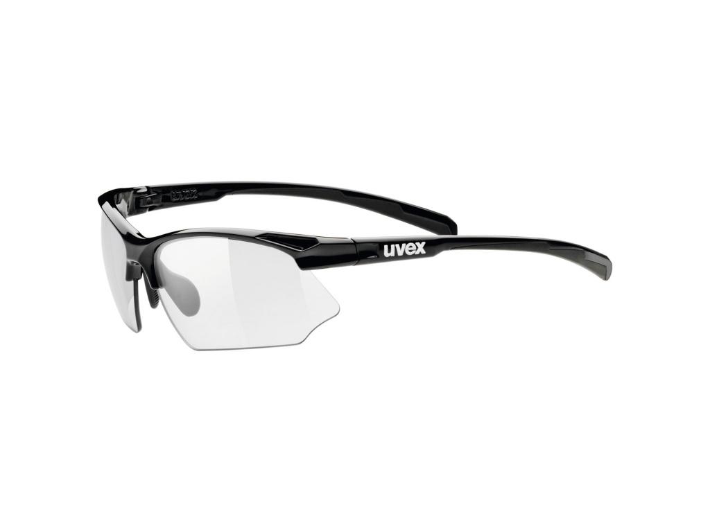 Brýle Uvex Sportstyle 802 Vario, Black