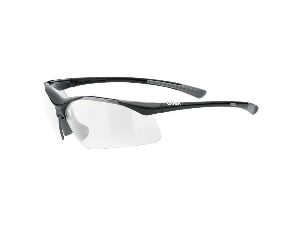 Brýle Uvex Sportstyle 223, Black / Grey