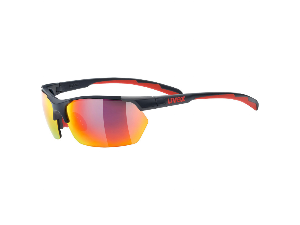 Brýle Uvex Sportstyle 114, Grey / Red Matt