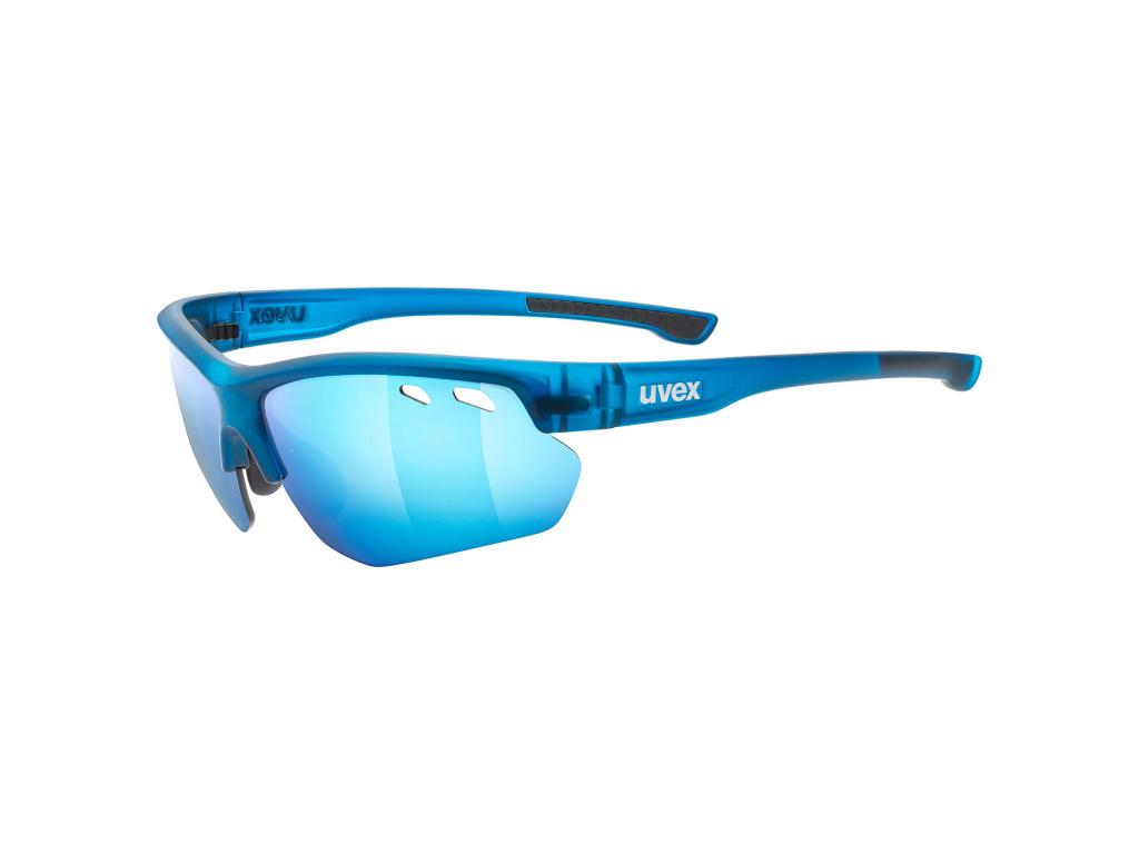 Brýle Uvex Sportstyle 115, Blue Matt