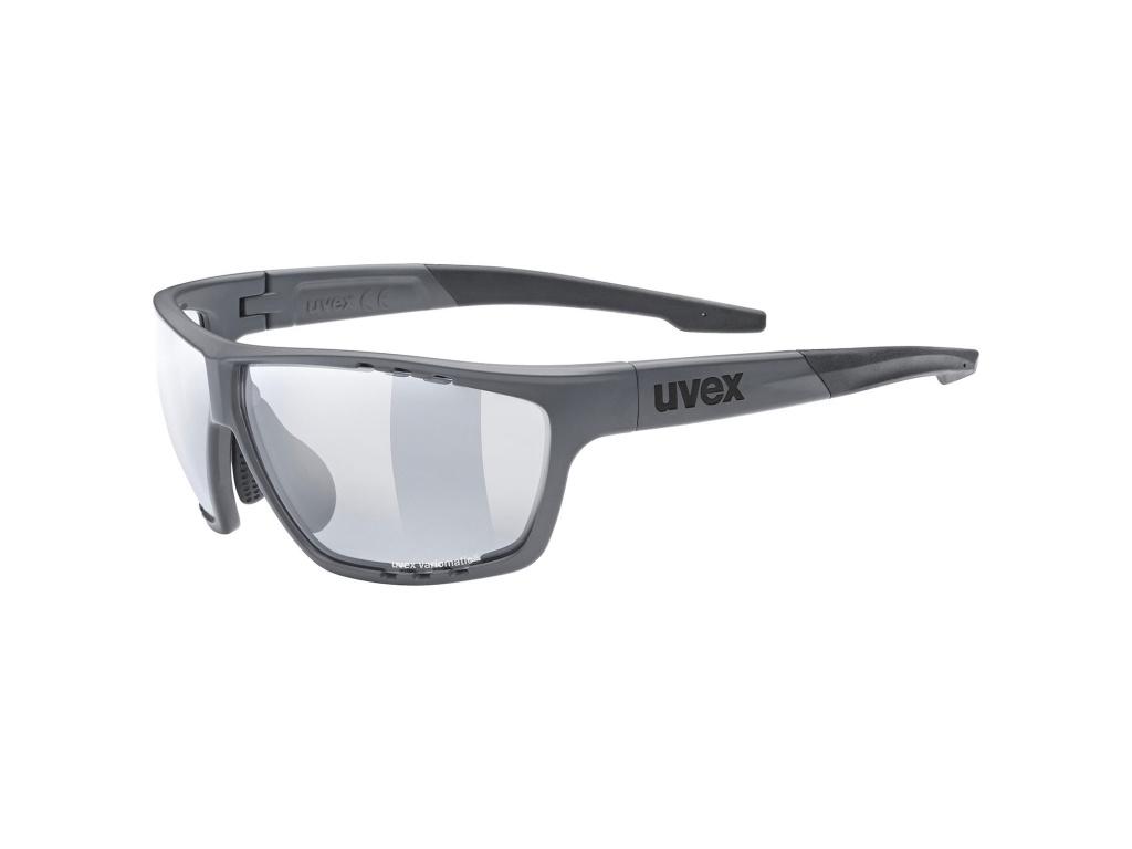 Brýle Uvex Sportstyle 706 Vario, Dark Grey Matt