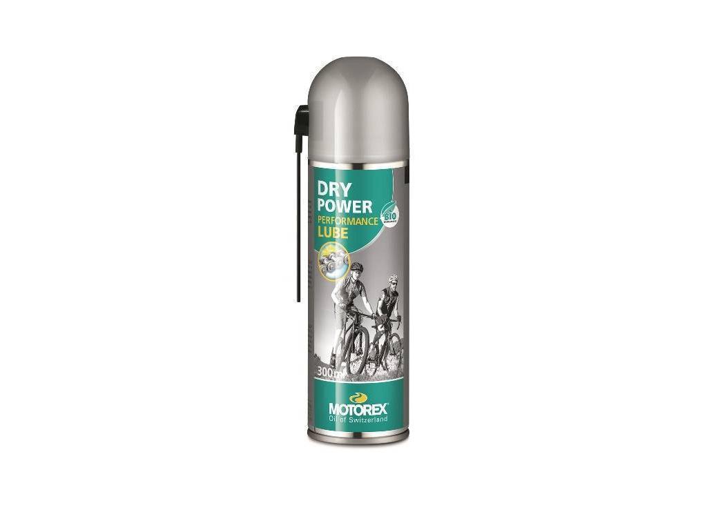 Olej na řetěz Motorex Dry Power, 300ml Sprej