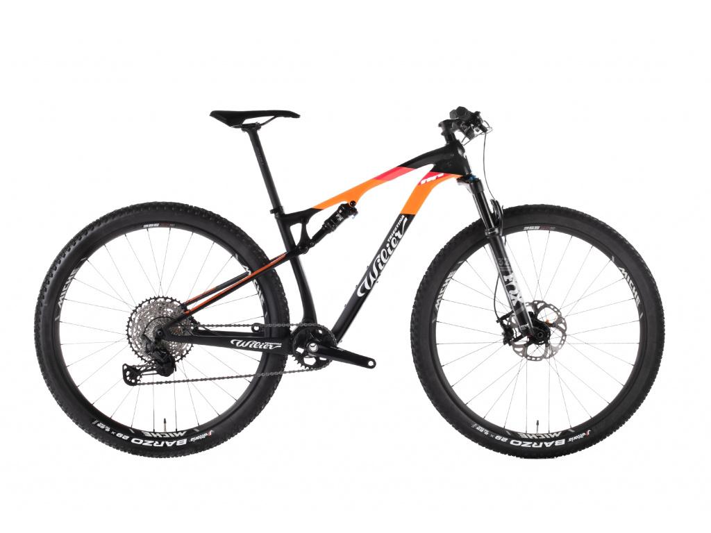 Wilier 110FX 2020 - XT + Rhythm + 966, Orange/Black