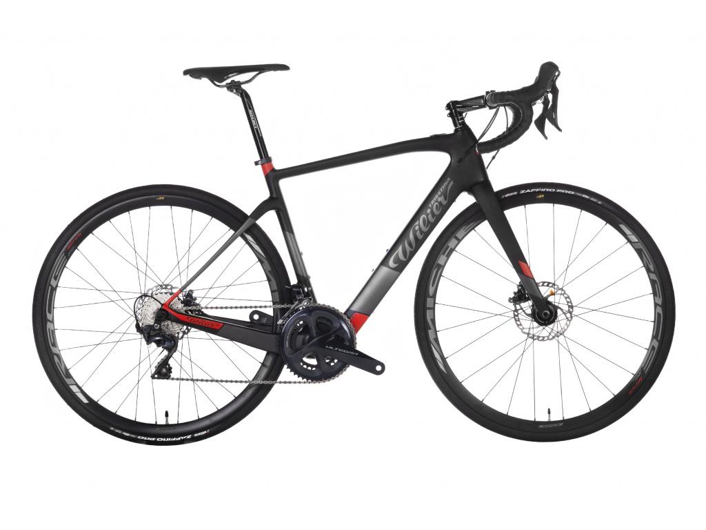 Wilier Cento1 Hybrid 2020 - Ultegra + Miche, Black/Red