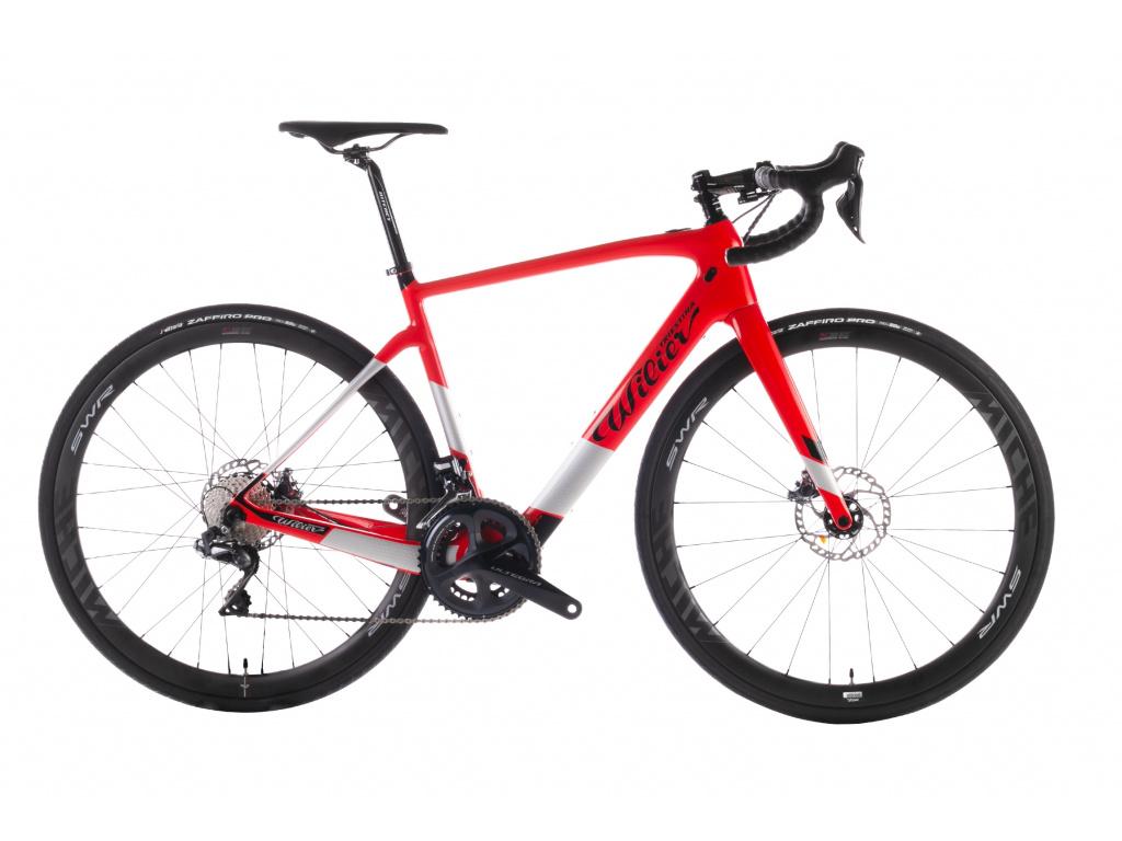 Wilier Cento1 Hybrid 2020 - Ultegra Di2 + Revox, Red