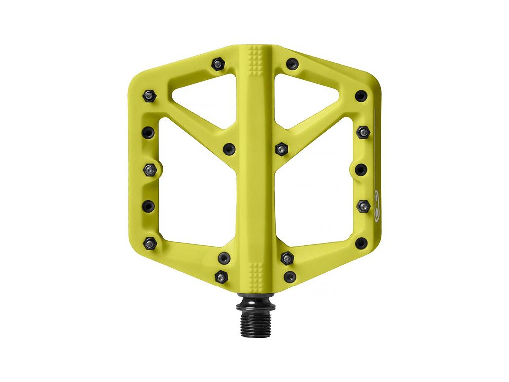 Pedály CrankBrothers Stamp 1, Citron