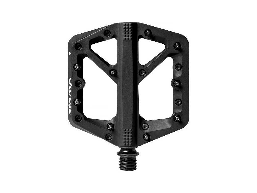 Pedály CrankBrothers Stamp 1, Black