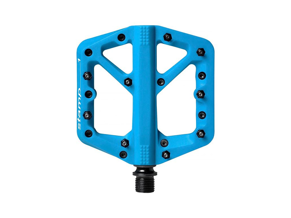 Pedály CrankBrothers Stamp 1, Blue