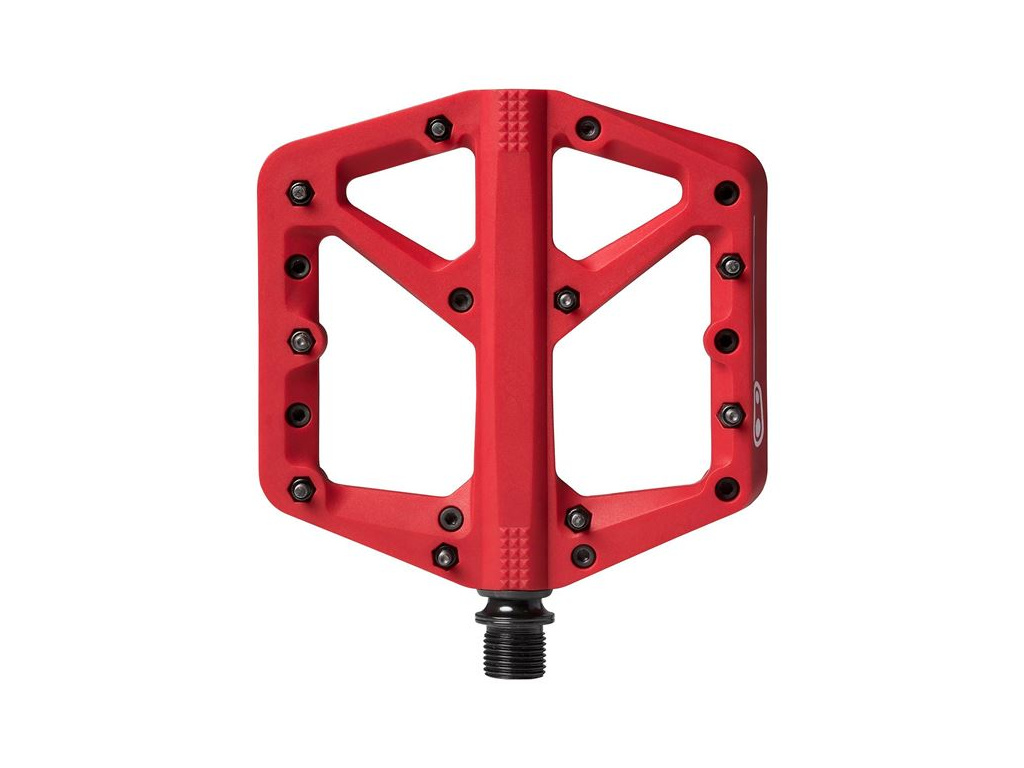 Pedály CrankBrothers Stamp 1, Red
