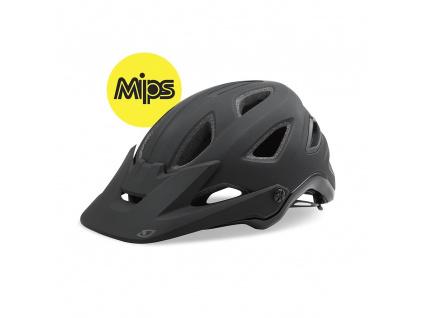 Helma Giro Montaro MIPS, Matt Black / Gloss