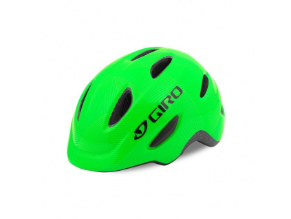 Helma Giro Scamp, Green/Lime Lines