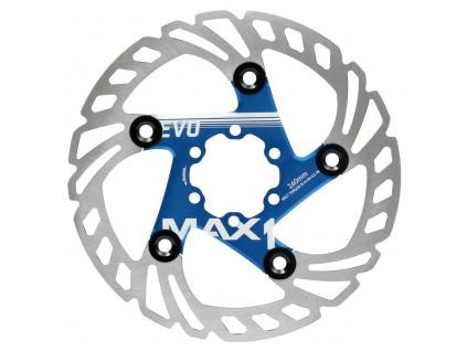 Brzdový kotouč MAX1 Evo, Modrý