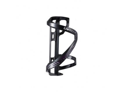 Košík LIV Airway Comp Sidepull R, Black/Purple/Silver
