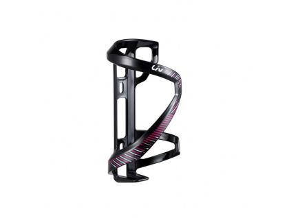Košík LIV Airway Sport Sidepull R, Black/Purple/Blue