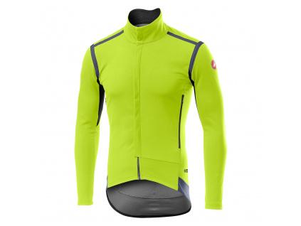 Bunda Castelli Perfetto RoS Long Sleeve Jacket, Žlutá
