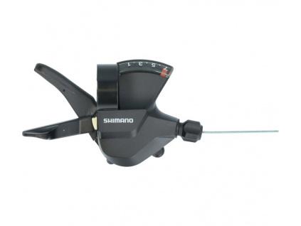 Řadící páčky Shimano SL-M315, 3x7s