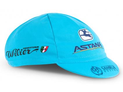 Čepička Wilier Astana Pro Team