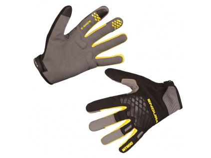 Rukavice Endura MT500 II Glove, Černá