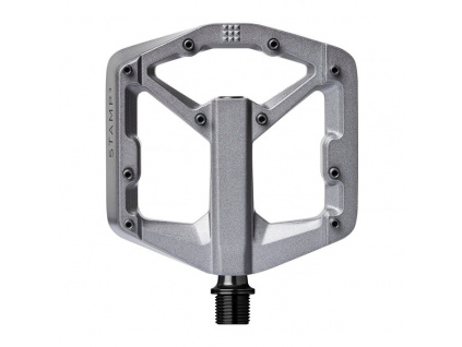 Pedály Crankbrothers Stamp 3 Magnesium, Grey