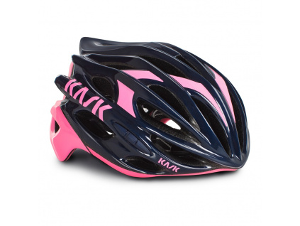 Helma Kask Mojito, Navy blue/Pink