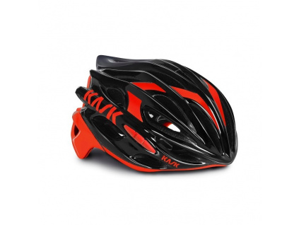 Helma Kask Mojito, Black/Red