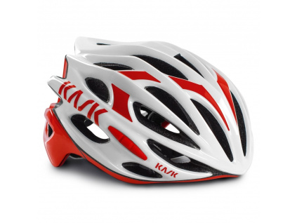 Helma Kask Mojito, White/Red