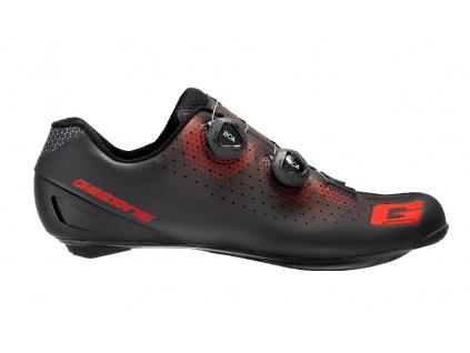 Silniční tretry Gaerne G.Chrono Carbon, Black/Red