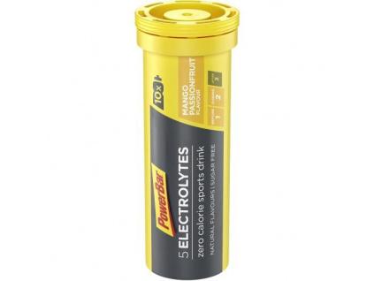 Šumivé tablety PowerBar 5 Electrolytes Sport drink