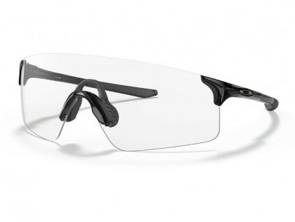 oakley sunglasses evzero blades polished black clear oo9454 1638