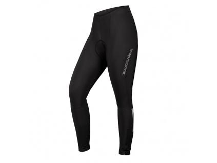 Endura Dámské elastické kalhoty FS260-Pro Thermo Tight do pasu, Černá