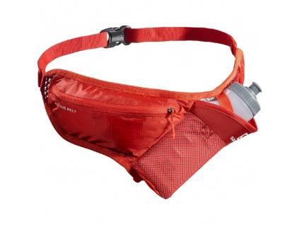 Ledvinka Salomon Active Belt, Valiant poppy red