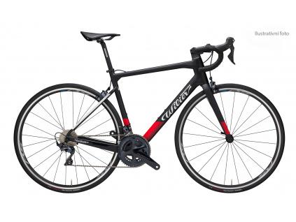 Wilier Garda Rim 2022 - Ultegra + RS100, Black/Red