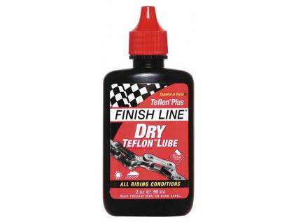 Olej do sucha Finish Line Teflon Plus DRY 60ml