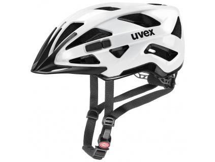 Helma Uvex Active, White / Black