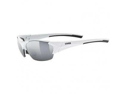 Brýle Uvex Blaze III, White / Black